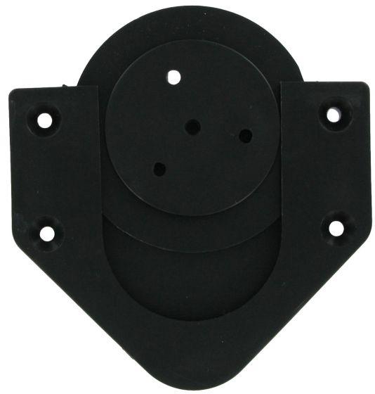 Rotate Fixing Bracket Black