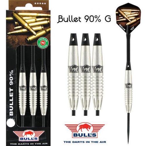 Steel Tip - Bullet 90% Type B - Bulls