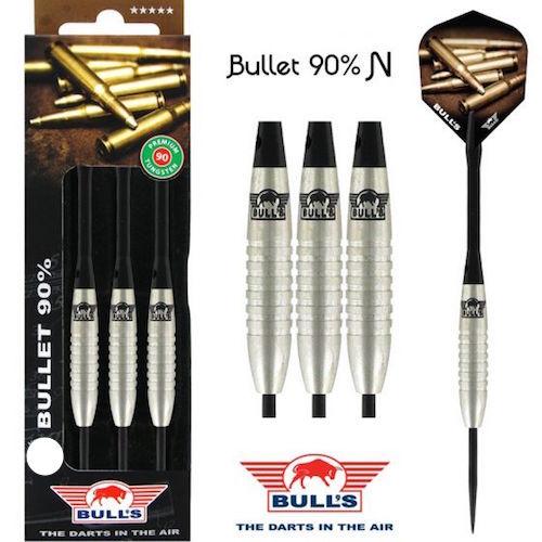 Steel Tip - Bullet 90% Type A - Bulls