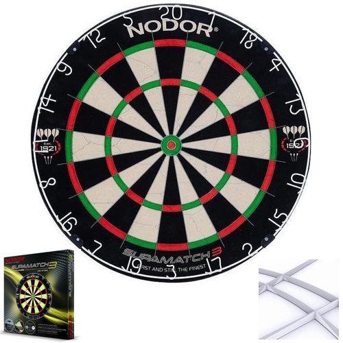 Nodor Supamatch 3 Dartsbord