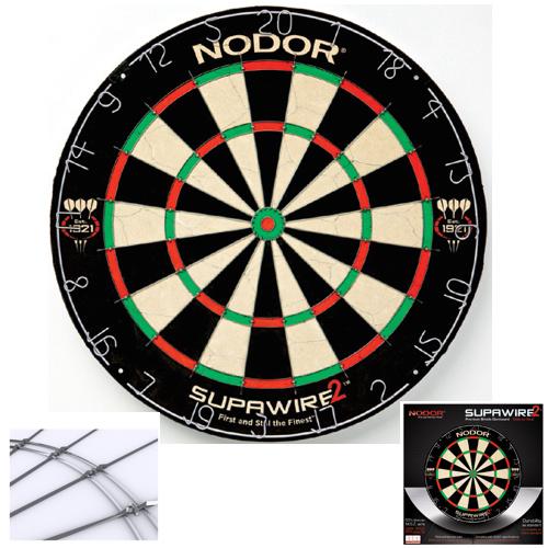Nodor Supawire 2 Dartsbord