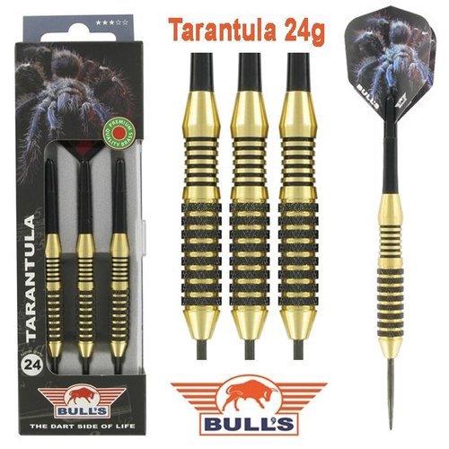 Steel Tip - Bull's - Tarantula Brass - 24gr
