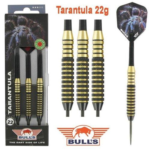 Steel Tip - Bull's - Tarantula Brass - 22gr