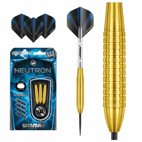 Steel Tip - Winmau Neutron Brass - 24gr