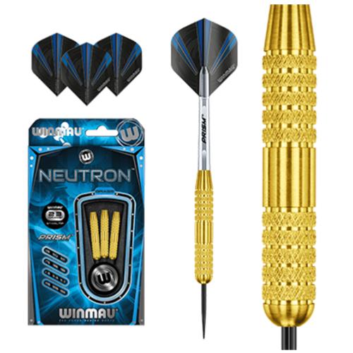 Steel Tip - Winmau Neutron Brass - 23gr