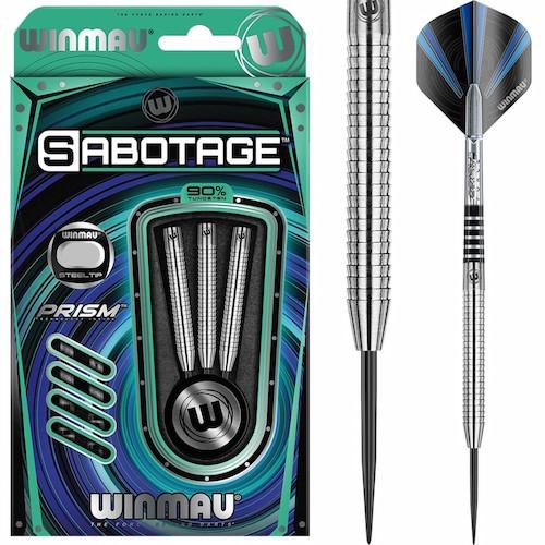 Steel Tip - Winmau Sabotage 90 Tungsten - 24gr