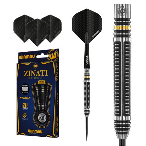 Steel Tip - Winmau - Zinati 90 Tungsten - 24gr