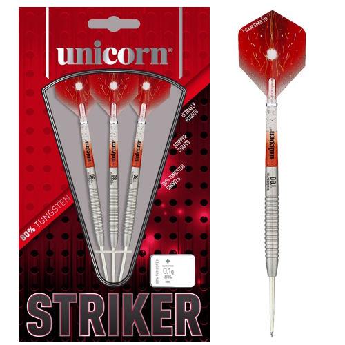 Steel Tip - Unicorn - Core Striker 3 80% - 24gr