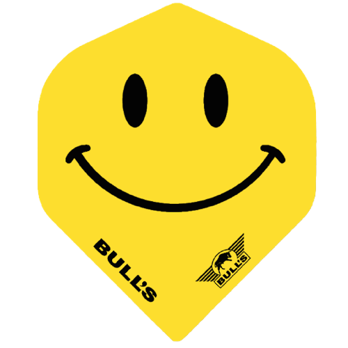 Bull's Powerflite D Std. Smiley 100micron