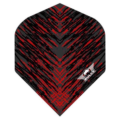 Bull's Powerflite D Std. Ghost Red 100 micron