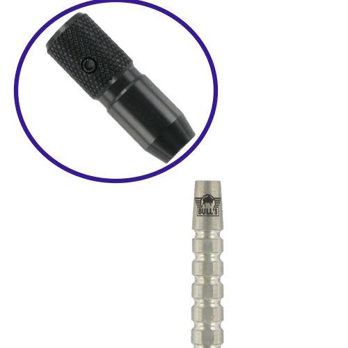 Broken Shaft Remover Aluminium Black