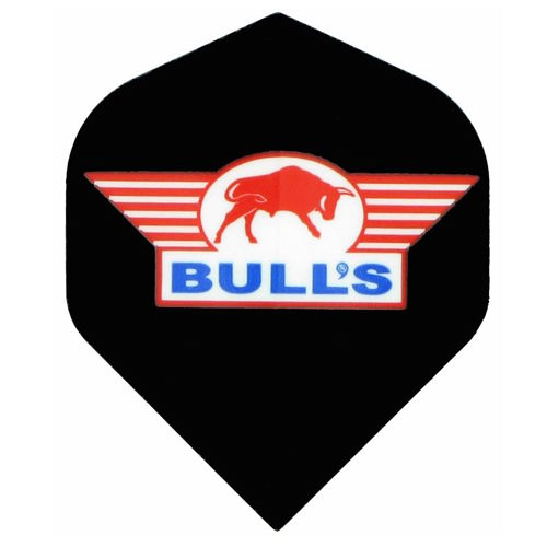 Bull's Powerflite L Std. Logo Red 100 micron