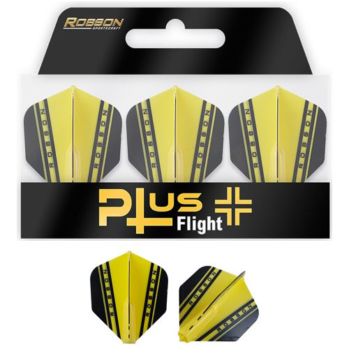 Robson Plus Flight Std. V Yellow