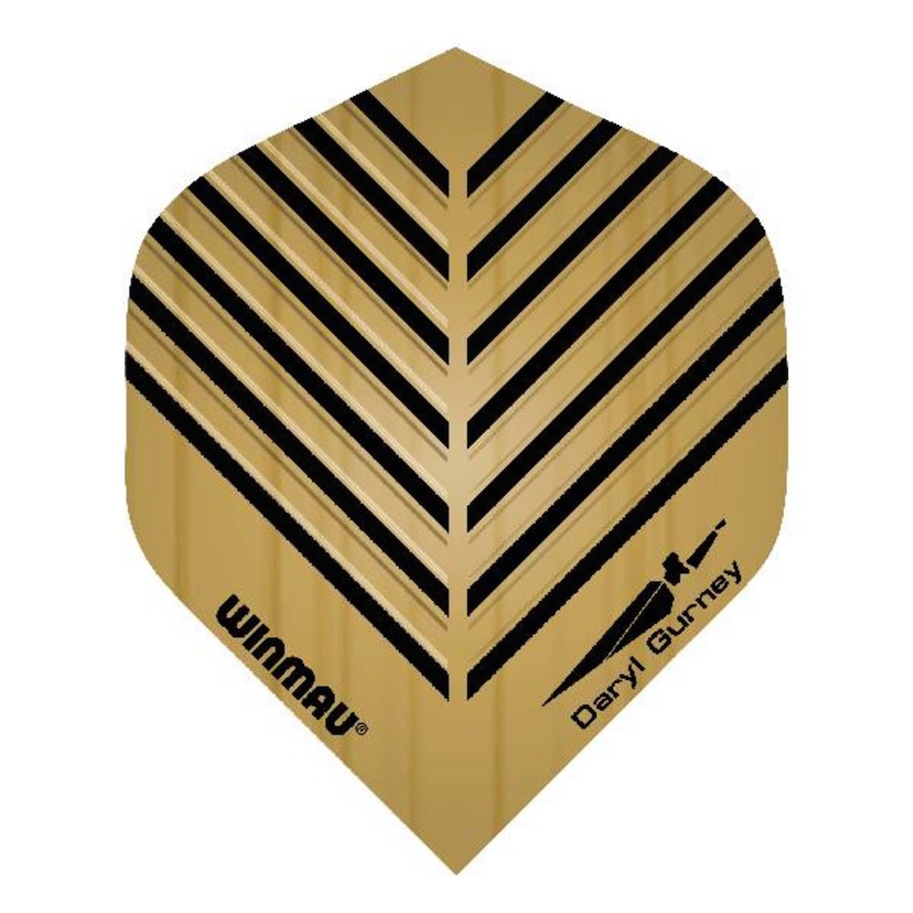 Winmau Daryl Gurney Flight Gold - 100 micron