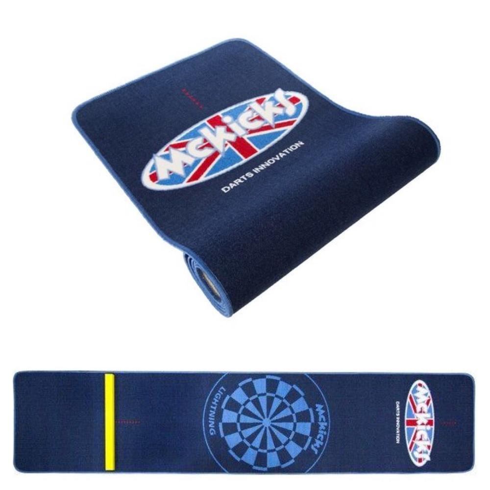 McKicks - Carpet Oche-mat - Blue