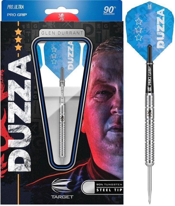 Steel Tip - Target - Glen Durrant 90% - 22gr