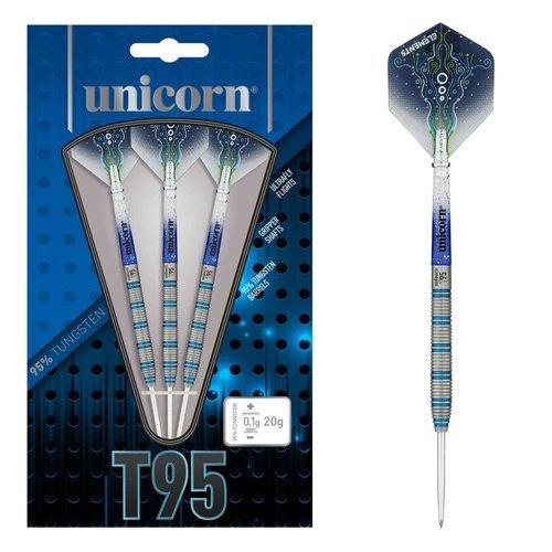 Steel Tip - CORE XL T95 A BLUE 95% - Unicorn