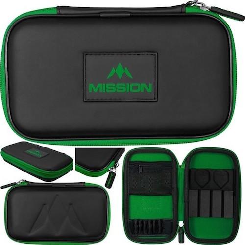 Mission Freedom XL Case Black-Green
