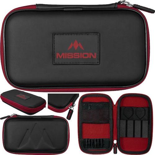 Mission Freedom XL Case Black-Red